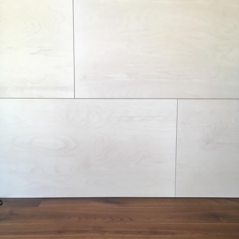 Wild Tile seinapaneel põrandaliistusta